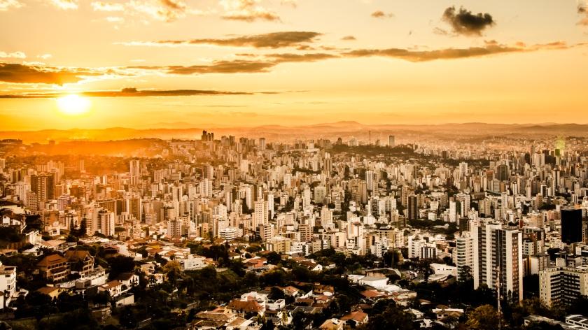Belo Horizonte • Mirante, BH,  Julho 2014  ® Ruy Pereira