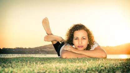 Carol Coelho • Lagoa Santa, MG, Julho 2013 ® Ruy Pereira